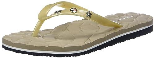 f6f72dfce54 Tommy Hilfiger Metallic Star Beach Sandal