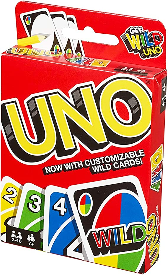 Classic Card Game-UNO Card Game