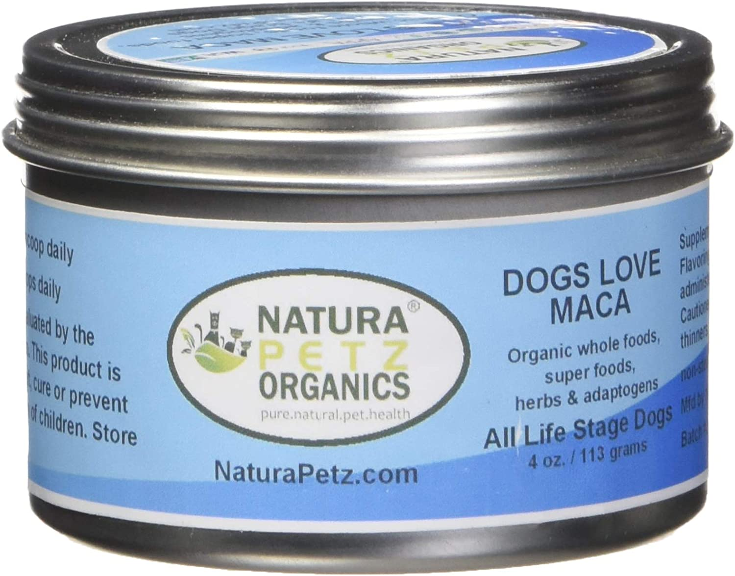 Dogs Love Maca to include Glandular Support for Dogs