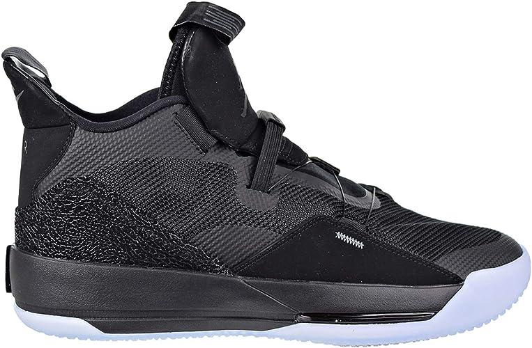 Jordan Air Xxxiii, Zapatillas de Baloncesto para Hombre, Negro ...
