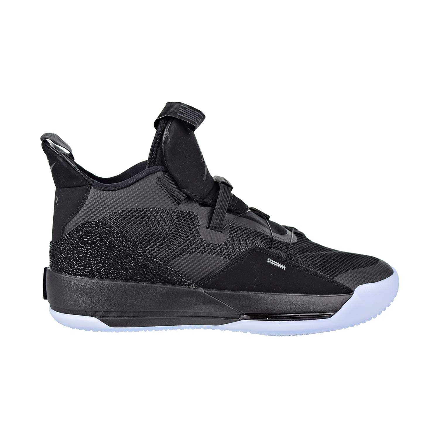 292268c69d6 Amazon.com | Jordan Nike Air XXXIII Men's Basketball Shoes Black/Dark  Grey-White aq8830-002 | Basketball