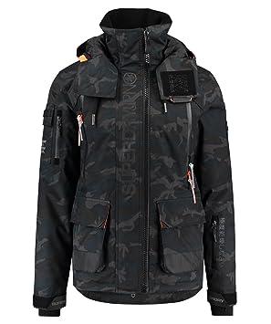 "Superdry Ultimate – Chaqueta de esquí Snow Rescue Jacket "", Druck1 (DRUCK1"