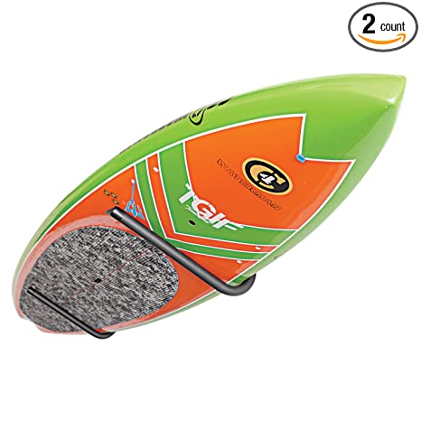Amazon Com Cor Surf Paddleboard Wall Rack Heavy Duty Rack Easy