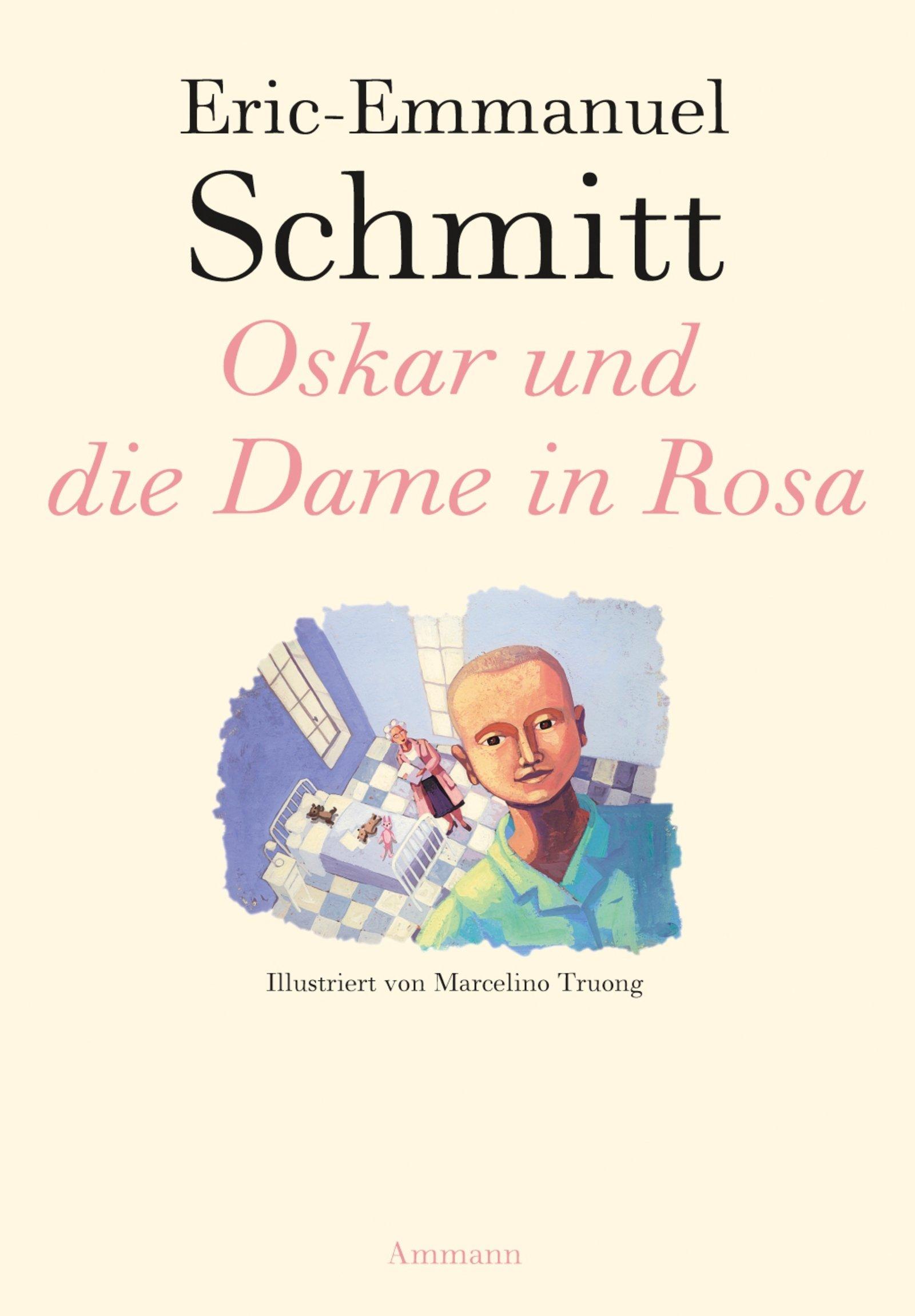 Amazon Fr Oskar Und Die Dame In Rosa Eric Emmanuel