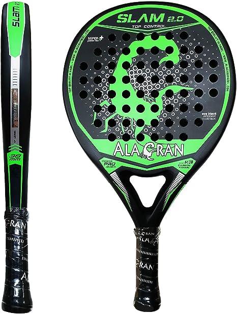 Pala de Padel Profesional Alacran Slam 2.0: Amazon.es: Deportes y ...
