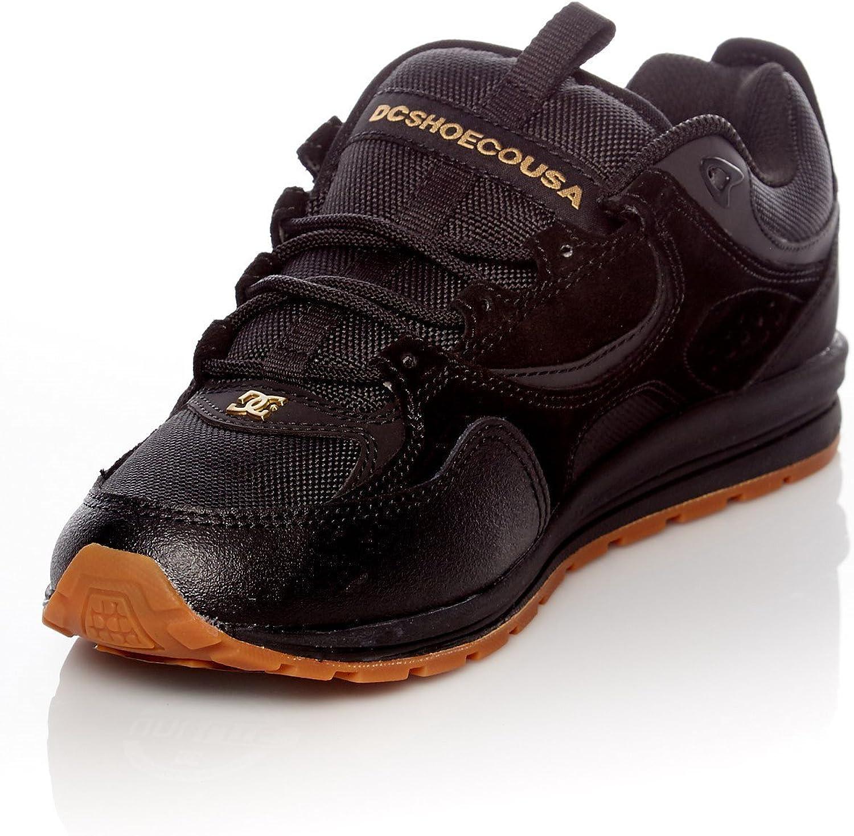 DC Shoes Kalis Lite Black Gold Skate