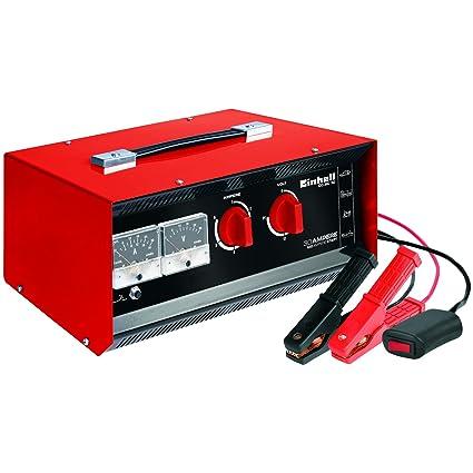 Einhell - Cargador de baterías CC-BC 30 (para baterías de 3 ...