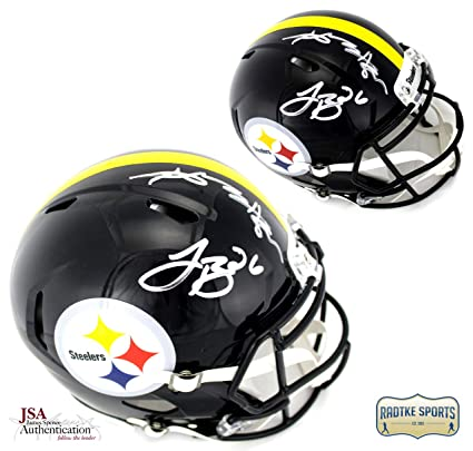 7fe8f64a3 Amazon.com  Antonio Brown And LeVeon Bell Autographed Signed ...