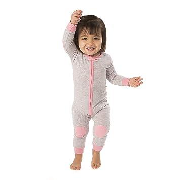 c8aa700e793 Amazon.com   baby deedee 1 Piece Cotton Long Sleeve Footless Romper Pajama