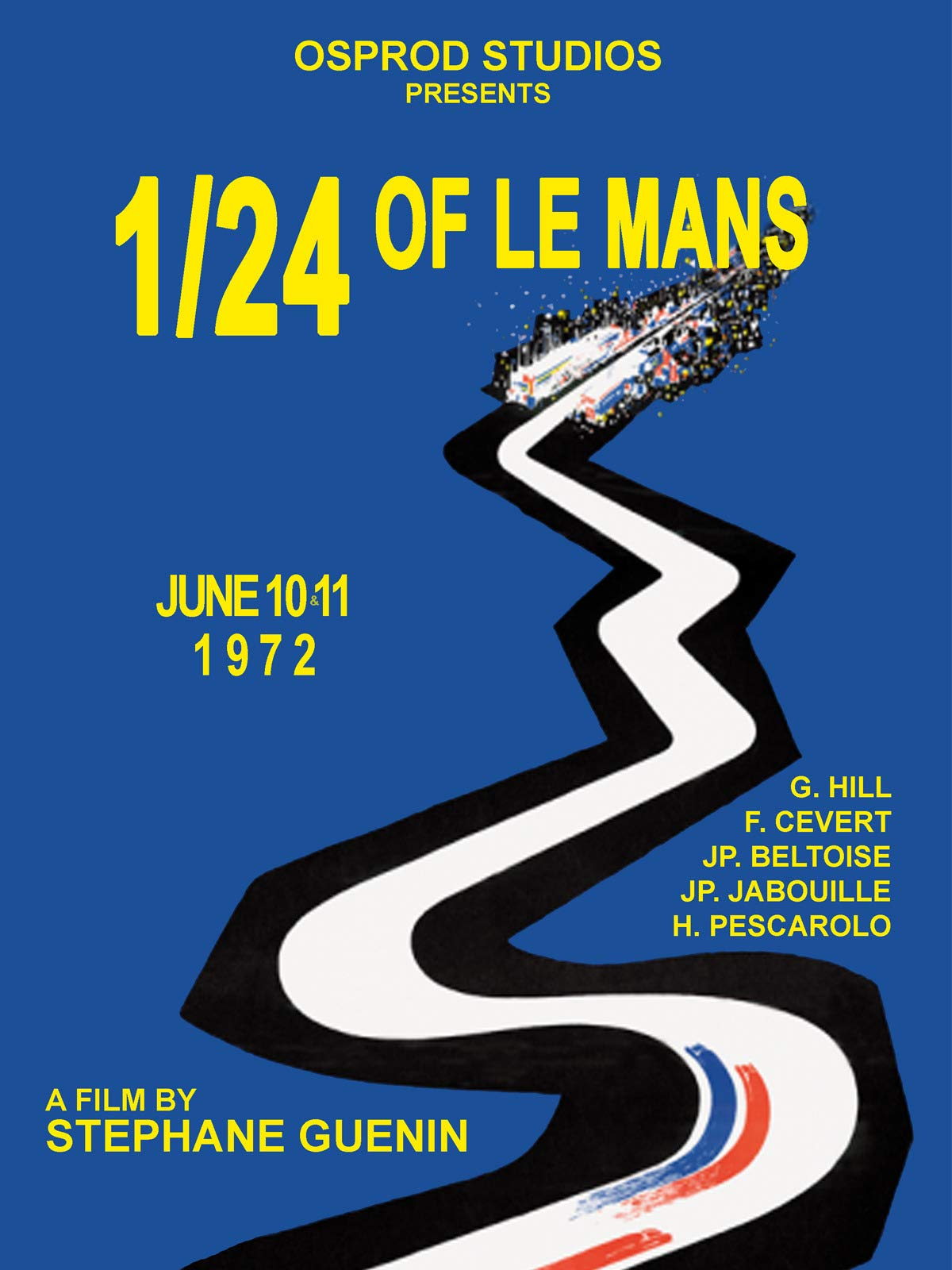 1/24 of Le Mans on Amazon Prime Video UK