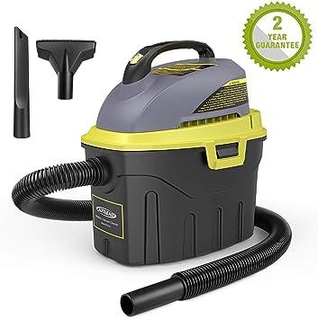 Aspirador de agua polvo (, autlead 1000 W 12L aspirador ...