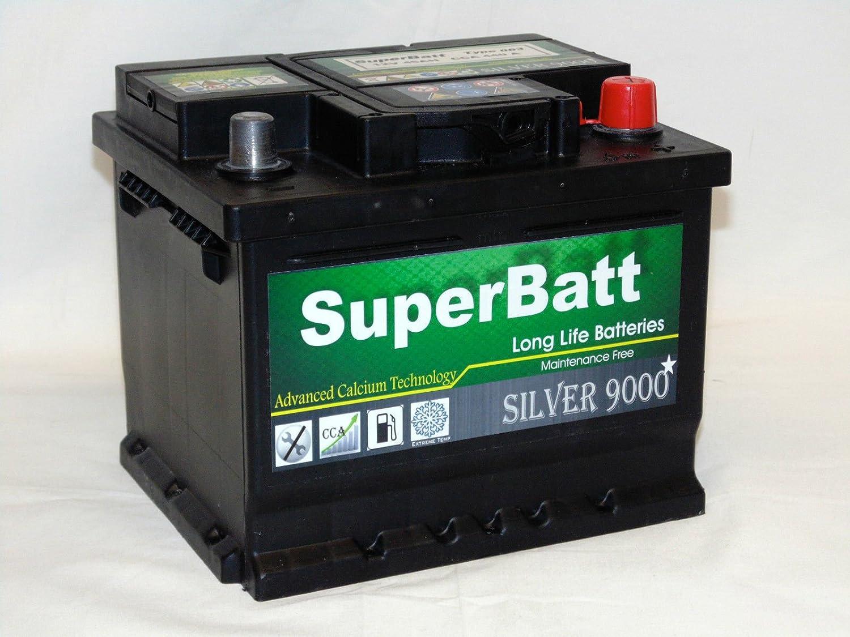 069 Titanium Car Battery 68Ah - Heavy Duty