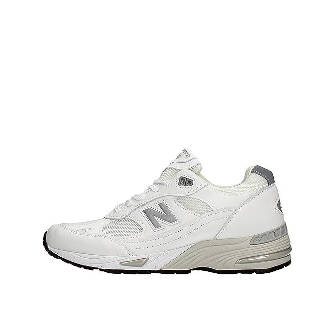 new balance 991 bianca uomo
