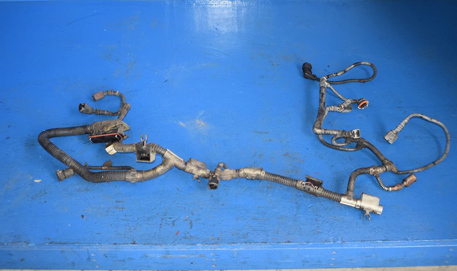 amazon.com : detroit diesel 60 12.7 engine injector wiring harness ...  amazon.com