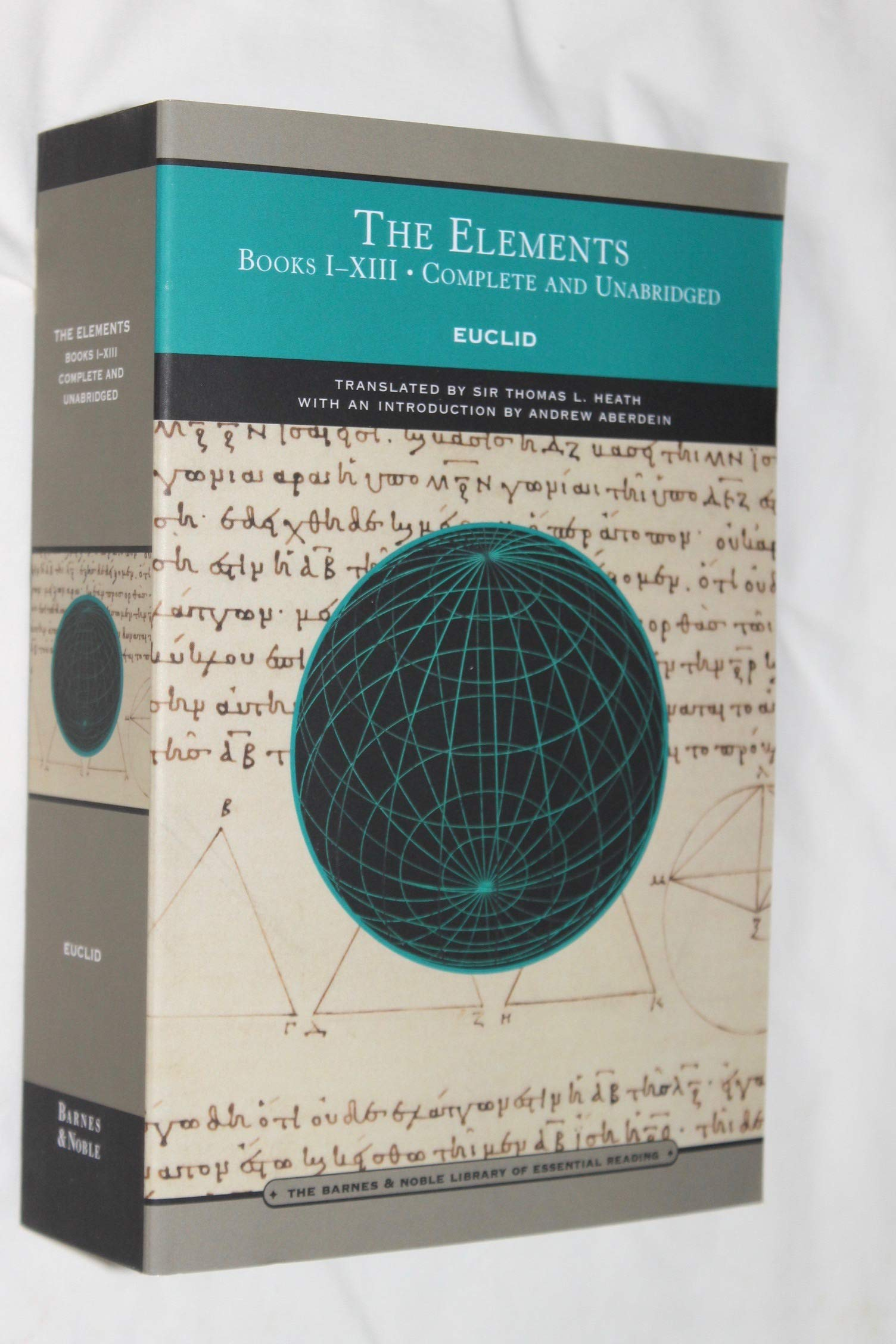 Elements, Books I-XIII: Euclid, Andrew Aberdein, Thomas L