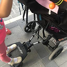 Be Cool 502 Skate Patinete universal para coche de paseo ...