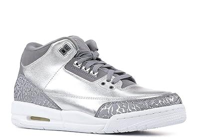 6edcd92aab Nike NIKEAA1243-020 Air Jordan 3 Retro Premium HC - pour Jeune Fille -  Couleurs