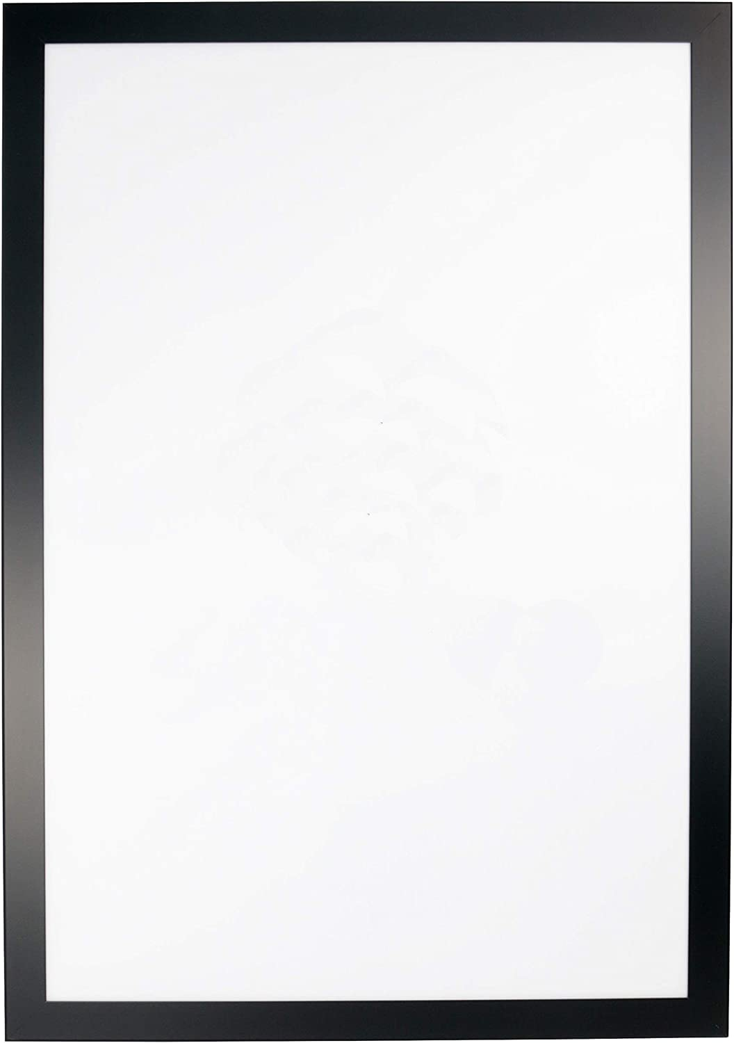 Deco Snap Frame 27x40 Inches, 1.57inch Aluminum Profile, Front-Loading Snap Black Frame, Movie Poster Frame, Wall Mounting, Picture Frame 1440B (Black)