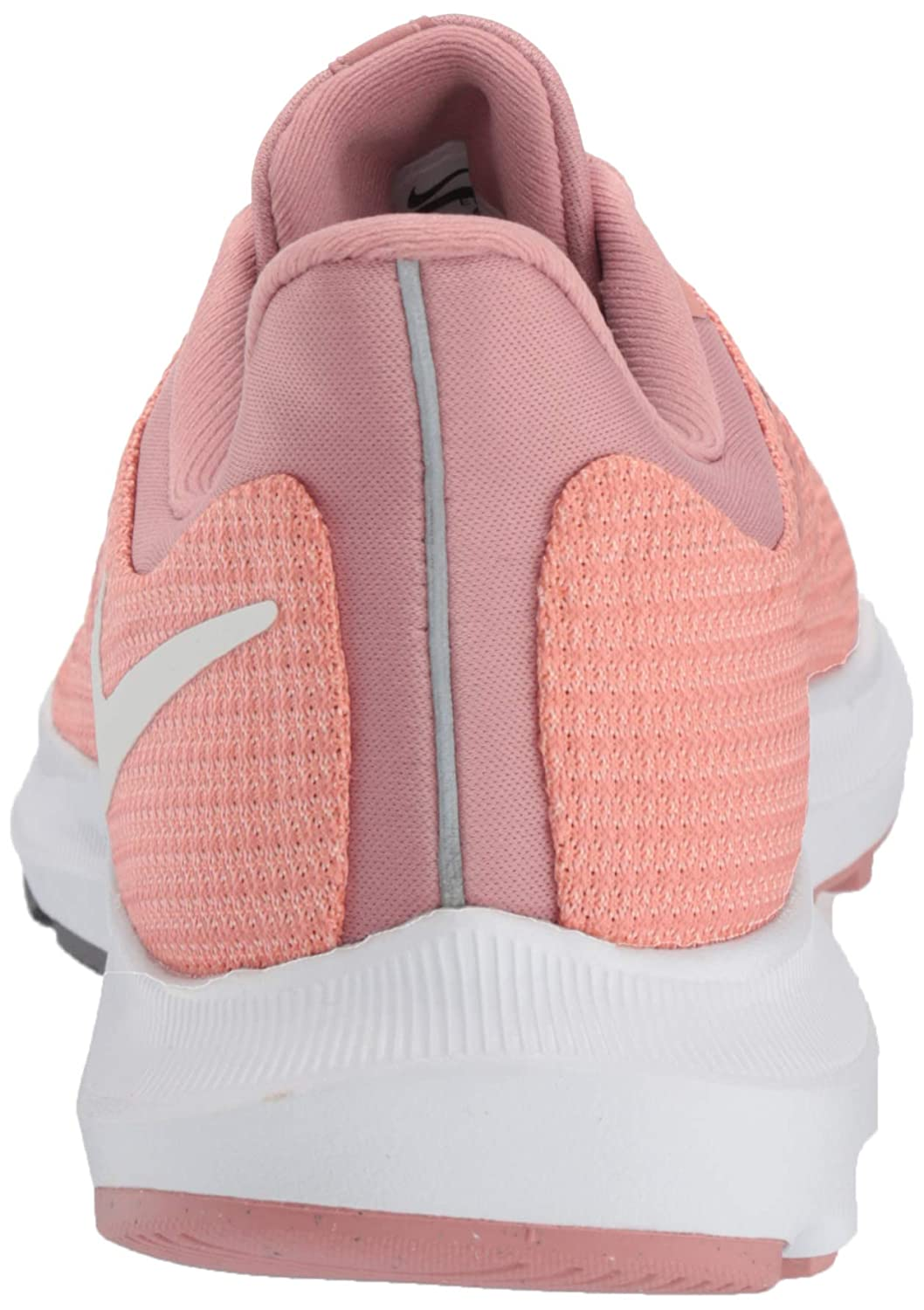 Amazon.com | Nike Womens Quest Running Shoes (Rust Summit White/Pink Ti 600), 7.5 UK | Road Running