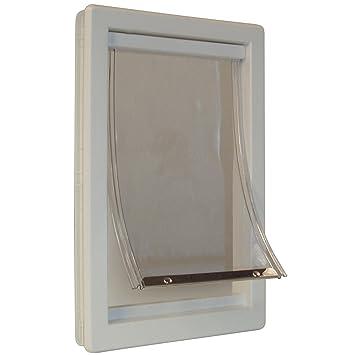 ideal pet products original pet door with telescoping frame extra large 105 - Door With Frame