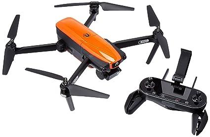 22fe707b5bd Autel Robotics EVO Drone Camera, Portable Folding Aircraft with Remote  Controller, Captures Incredibly Smooth