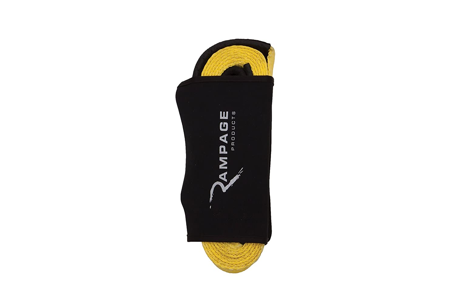 Rampage Products 86689 Yellow 4 x 20 Recovery Trail Strap