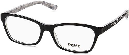 Amazon.com: DKNY óptico Marco Womens, negro, 53-16-140: Shoes