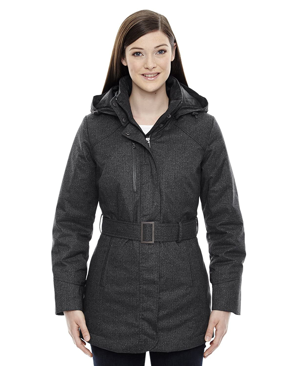 North End Damen ENROUTE Hitze Reflect Winter Ski Snow Jacket Coat