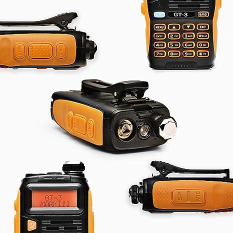 Baofeng Pofung Gt 3 Mark Ii Two Way Radio Walkie Elektronik