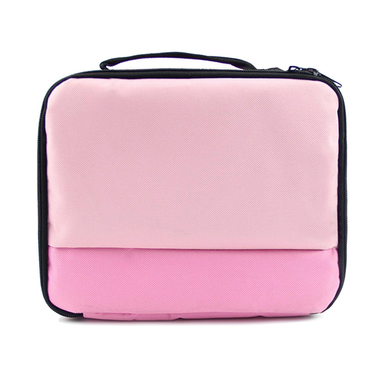 Bag for Hiti Prinhome, ELISONA Universal Portable Travel Carry Storage Protector Bag Protection Handbag Case for Canon Selphy CP1200 CP910 HITI Prinhome P310W Photo Printer Grey