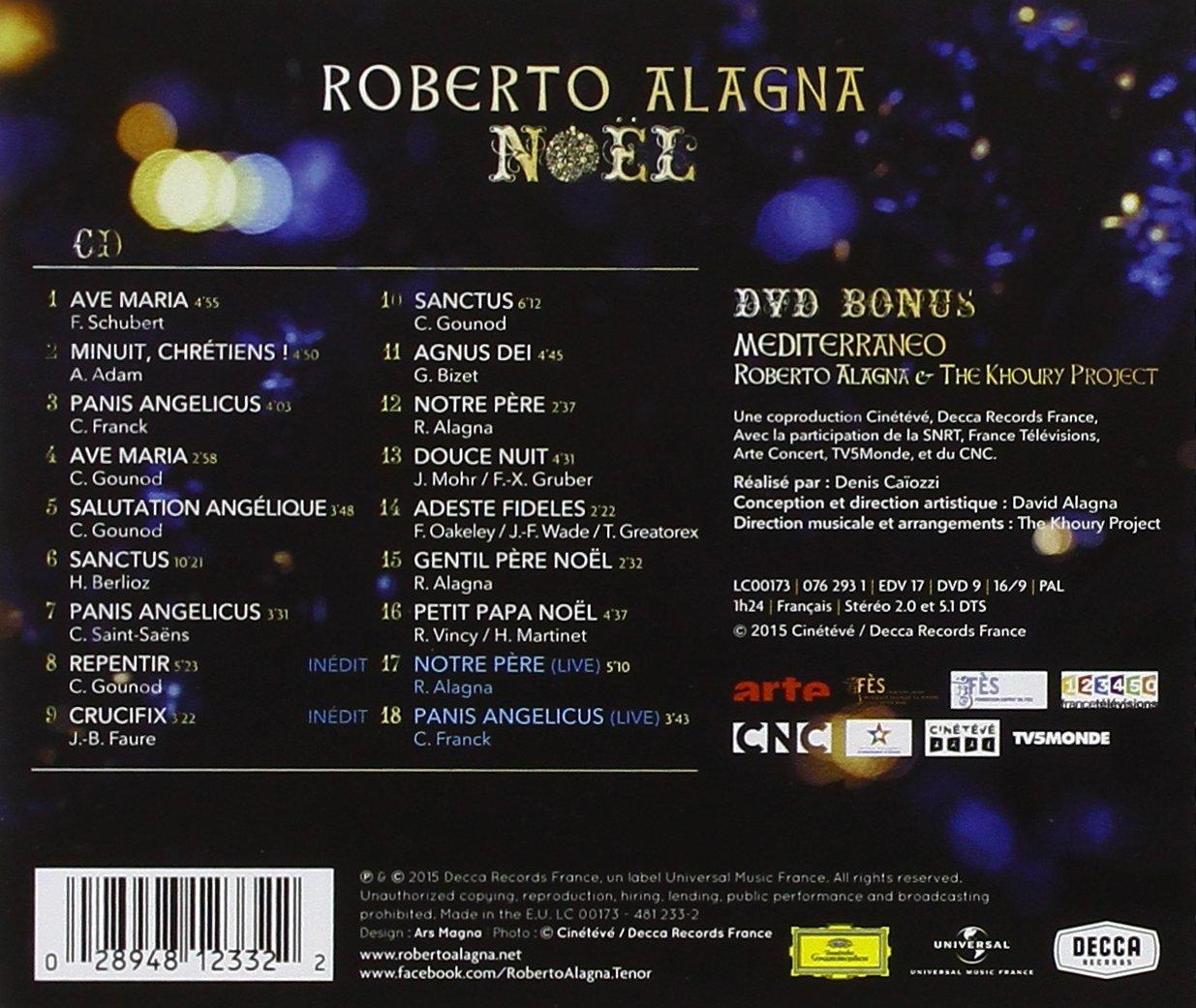 Noel : Roberto Alagna: Amazon.es: Música