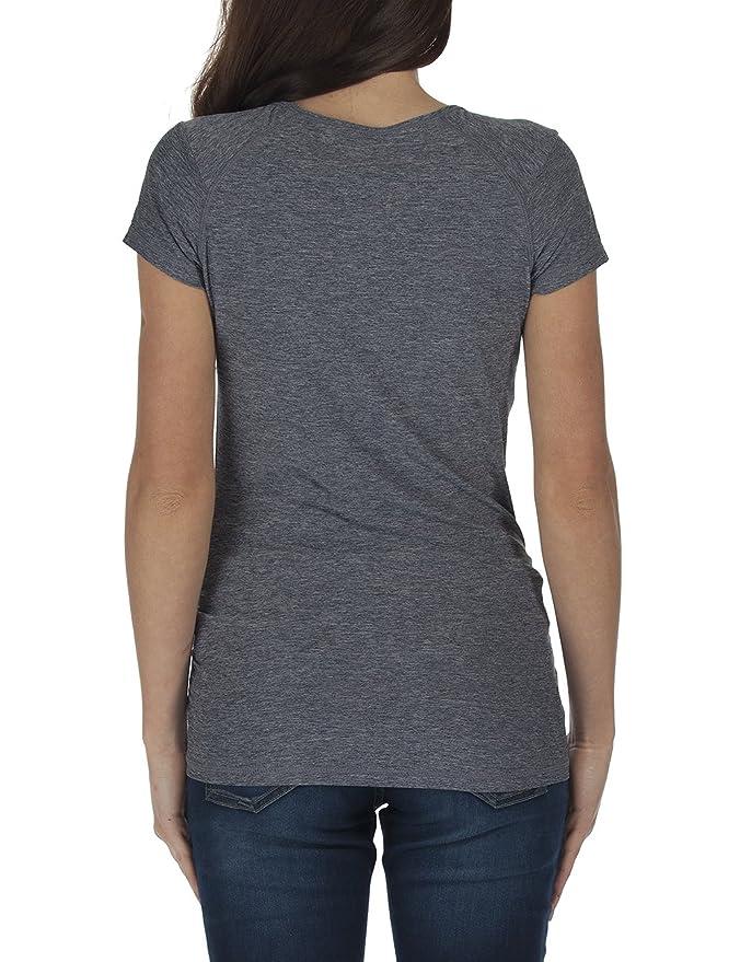 Bench Amazon Lulah Camicia Shirt it Abbigliamento Donna 7Iwx7rFSq
