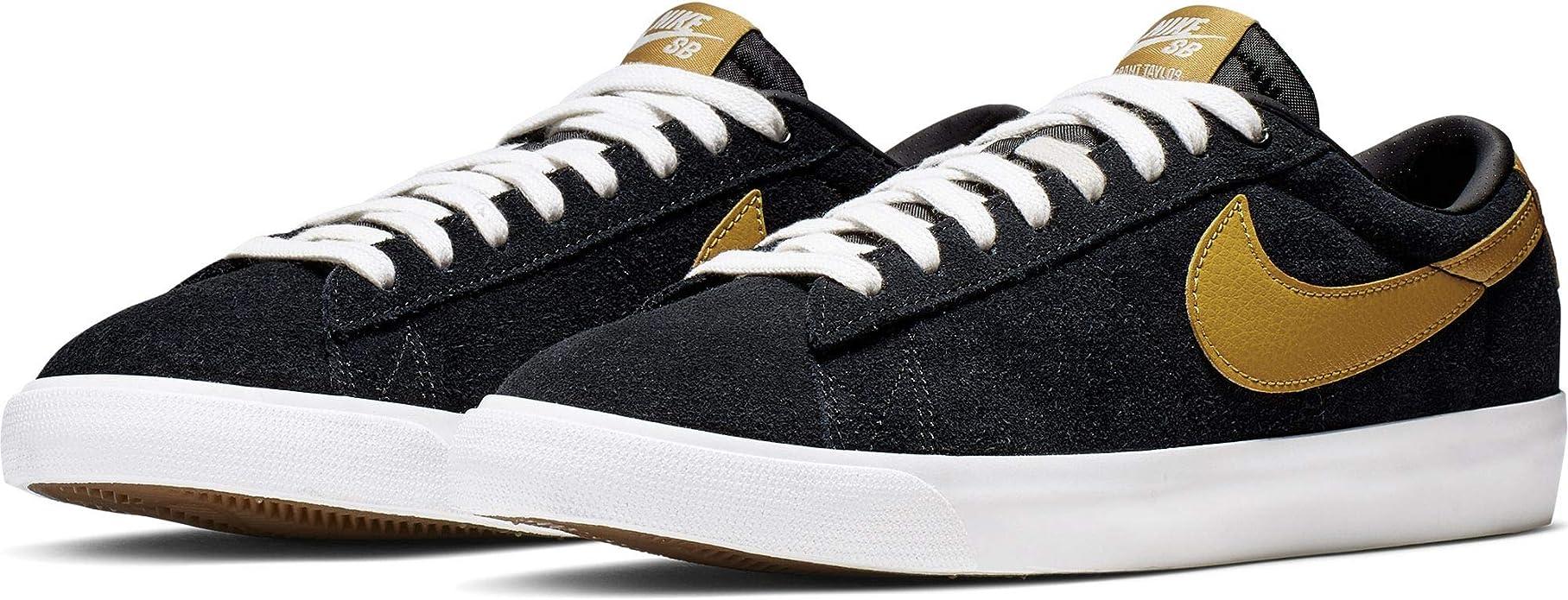 Nike SB Blazer Low GT Black/Wheat