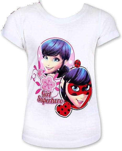 Miraculous M/ädchen T-Shirt