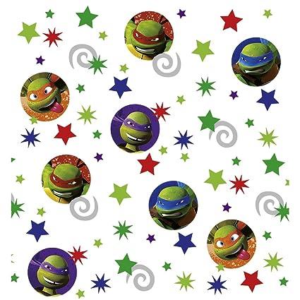NET TOYS Confeti 34g Tortugas Ninjas Mutantes Adolescentes ...