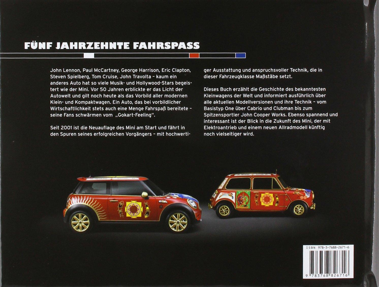 Mini Das Original Unter Den Kleinwagen Seit 50 Jahren