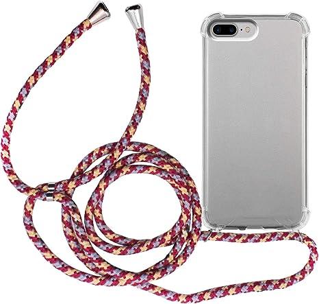 custodia iphone 7 plus tracolla