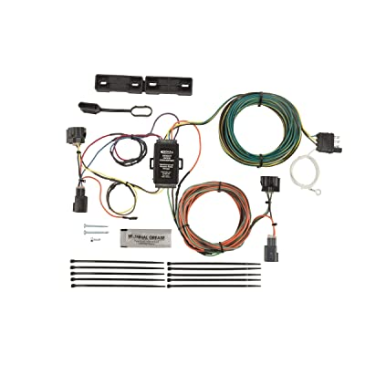 Hopkins 56202 Plug-In Simple Towed Vehicle Wiring Kit: Automotive
