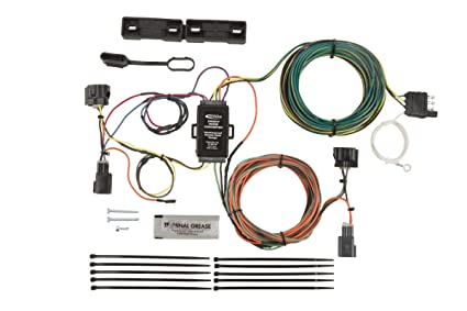 Peachy Amazon Com Hopkins 56202 Plug In Simple Towed Vehicle Wiring Kit Wiring Cloud Inamadienstapotheekhoekschewaardnl