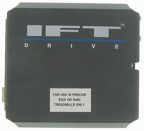 Precor Treadmill Motor AC Módulo de inducción para Modelos C932i y ...