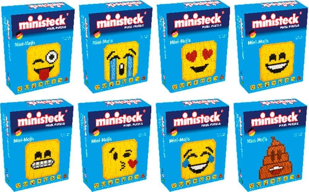 Ministeck ministeck32499/Mini-mojis Stecker Bild