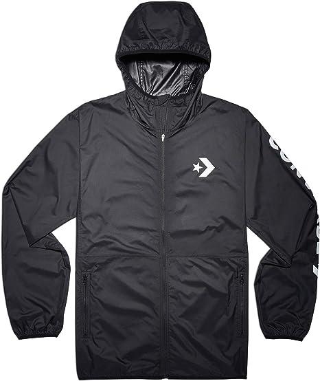 82b78486383d Converse Men s Windbreaker Jacket