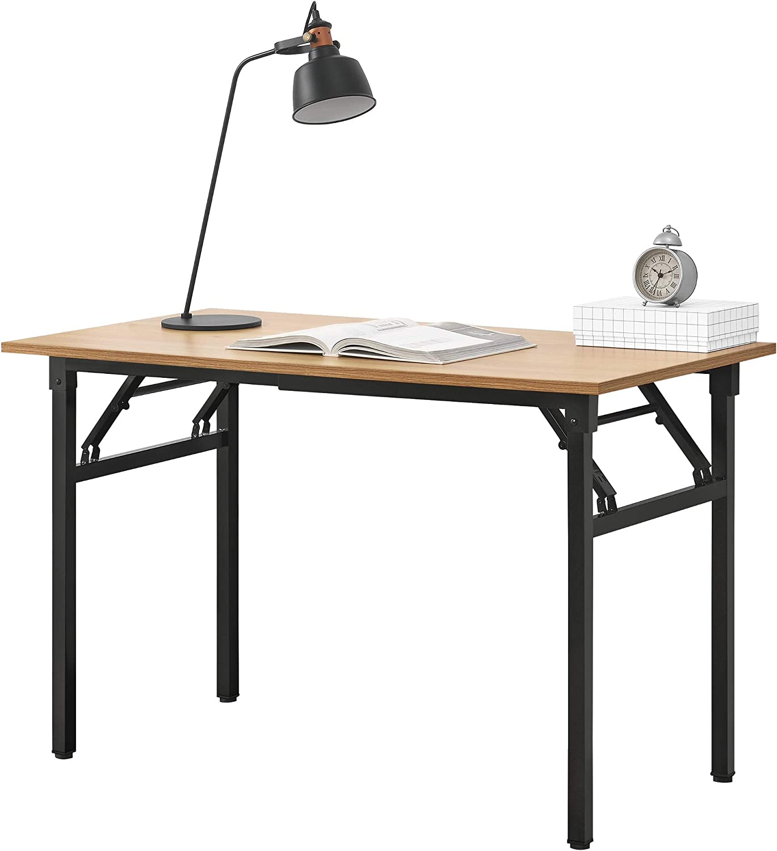Klappbarer Schreibtisch höhenverstellbar