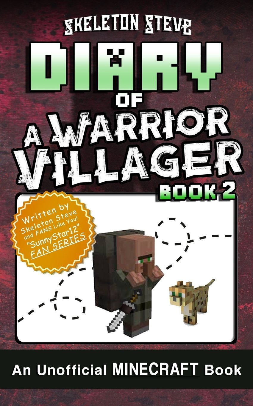 Diary of a Minecraft Warrior Villager - Book 2: Unofficial ...