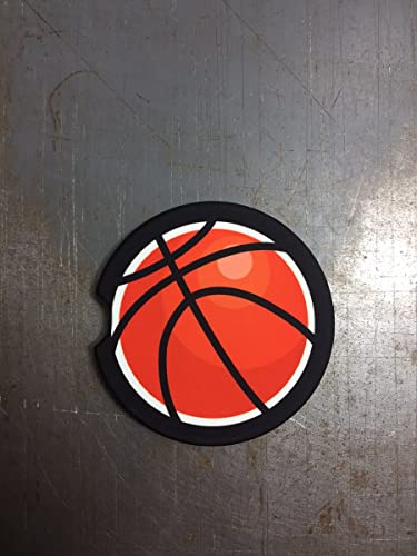 Amazon.com: Sports Car Coasters — Set of 2 — BasketBall Pattern, Car ...