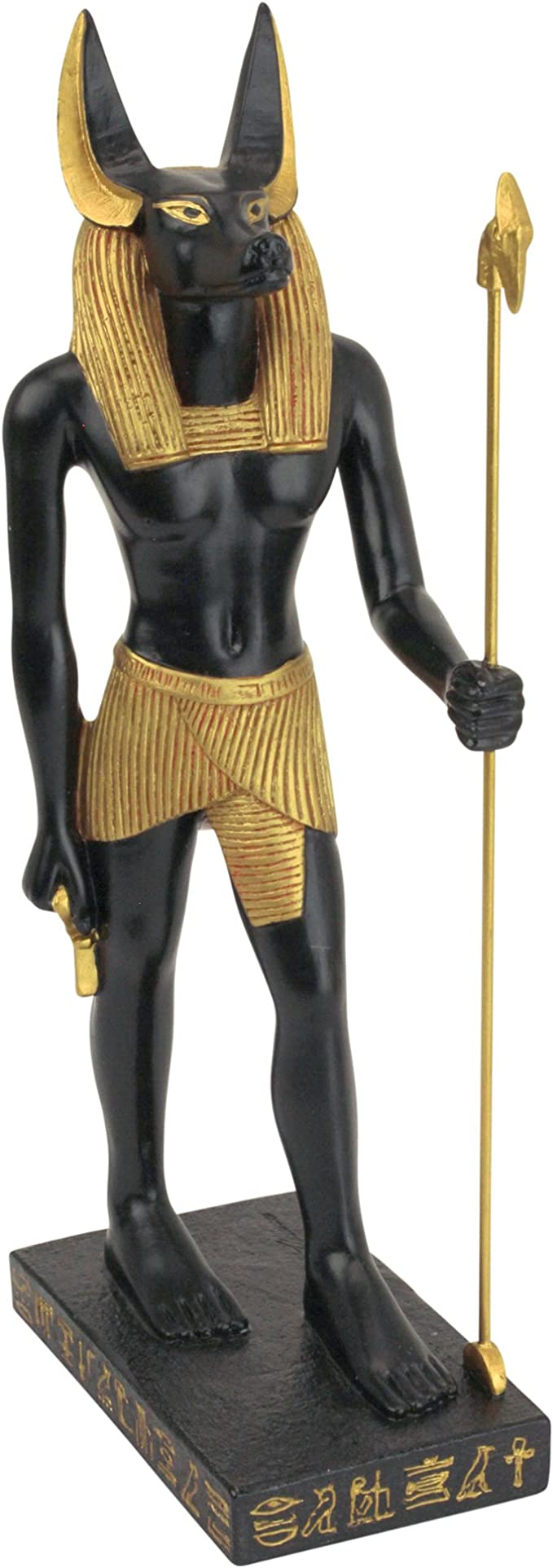 Design Toscano Anubis the Jackal God Wall Sculpture