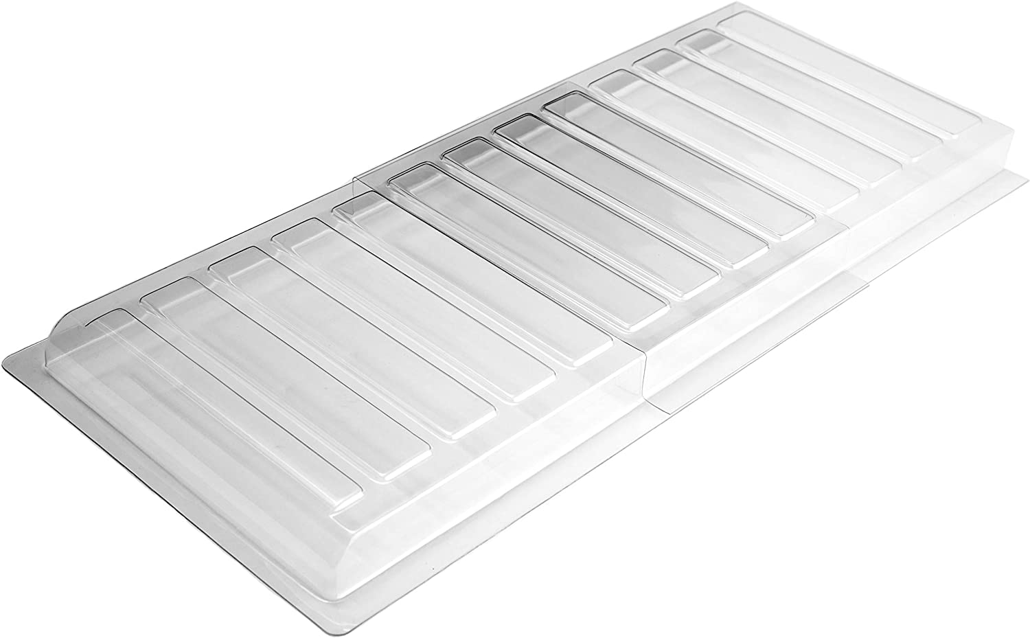 "Ventilaider Air Vent Extender for Under Furniture, Includes Installation Tapes, Improved Stronger Plastic Material, Fits Floor Registers Up to 11"" Wide, Extends from 17""-30"""