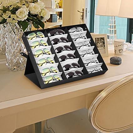 Amazon.com: jiuding Box 18 - Caja de vasos para 18 lugares ...