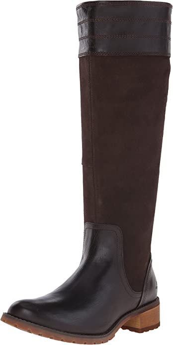 bellissima Controparte intenzionale  Amazon.com | Timberland Women's Bethel Heights All-Fit Tall Boot | Knee-High