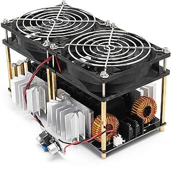 TOOGOO 1800W ZVS Modulo de placa de calentamiento por induccion ...